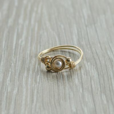 טבעת פנינה