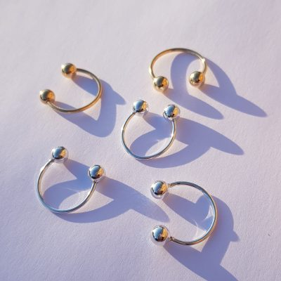 טבעת פירסינג