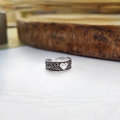טבעת לרגל לב
